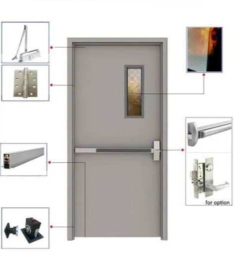 Toronto Commercial Doors & Fire Rated Metal Doors
