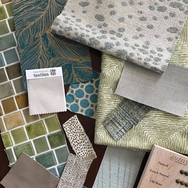 4 Upholstery Fabric Colors for Spring