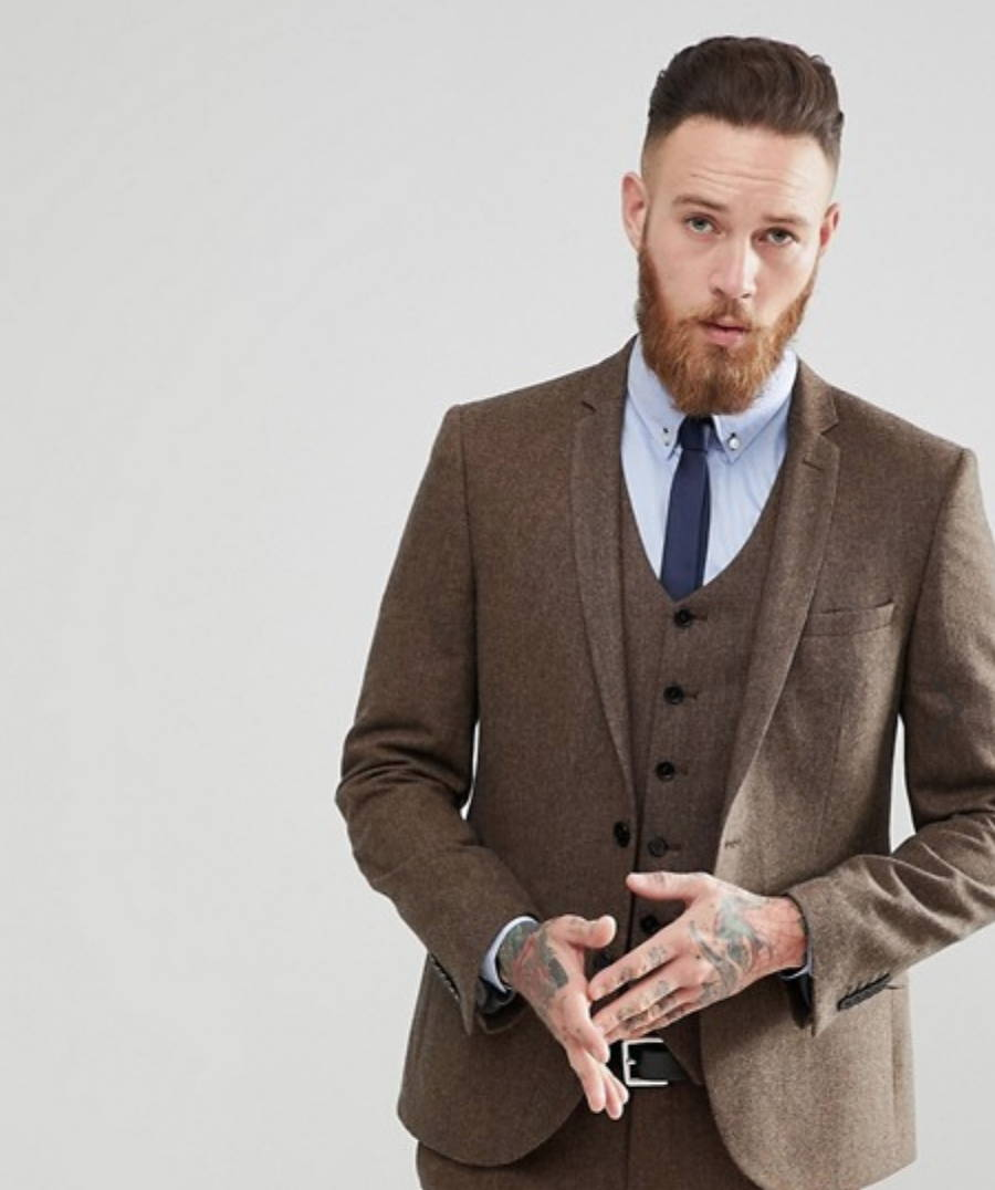 The Tweed Sport Coat