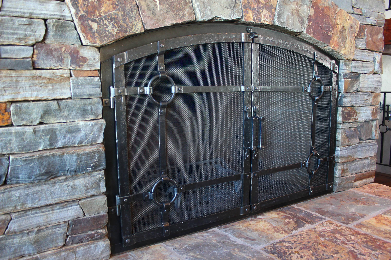 Fireplace Door Gallery