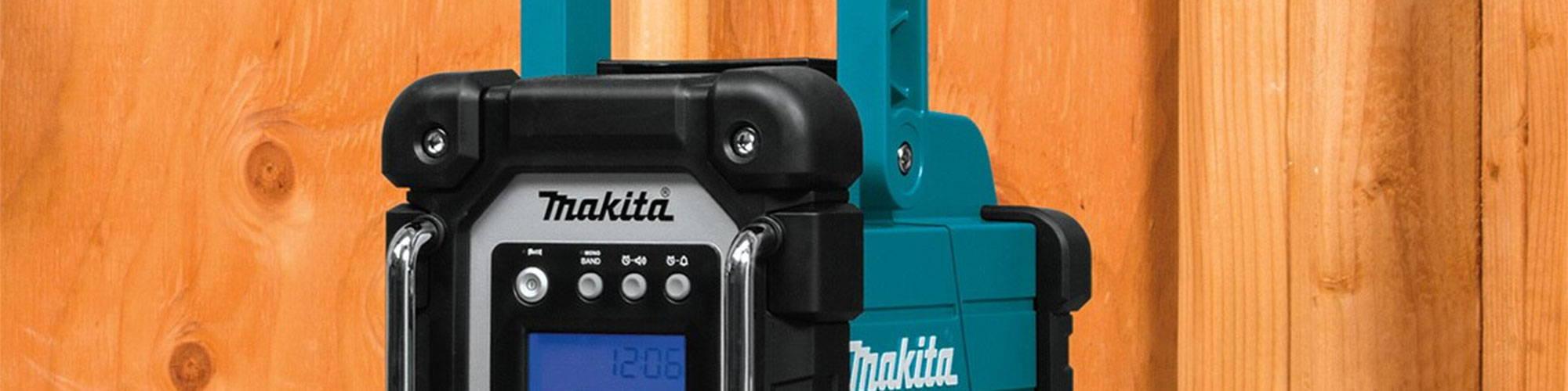 Makita Radio DMR107