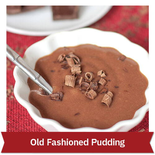 Old Fashioned Pudding