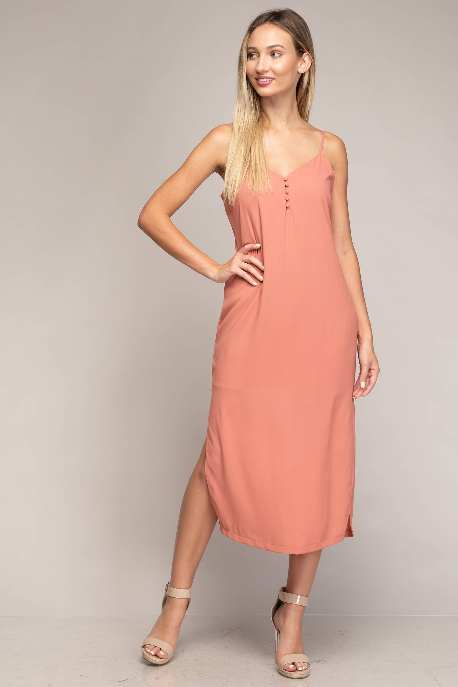 Model in Channel Dress
