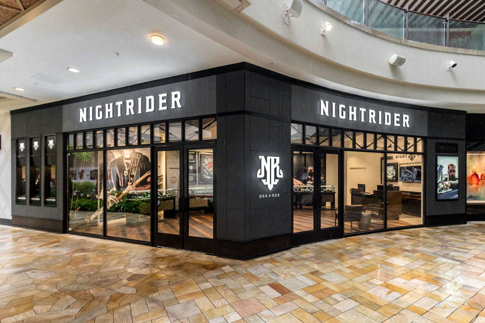 NightRider Jewelry Retail Store in Honolulu, Hawaii - Exterior