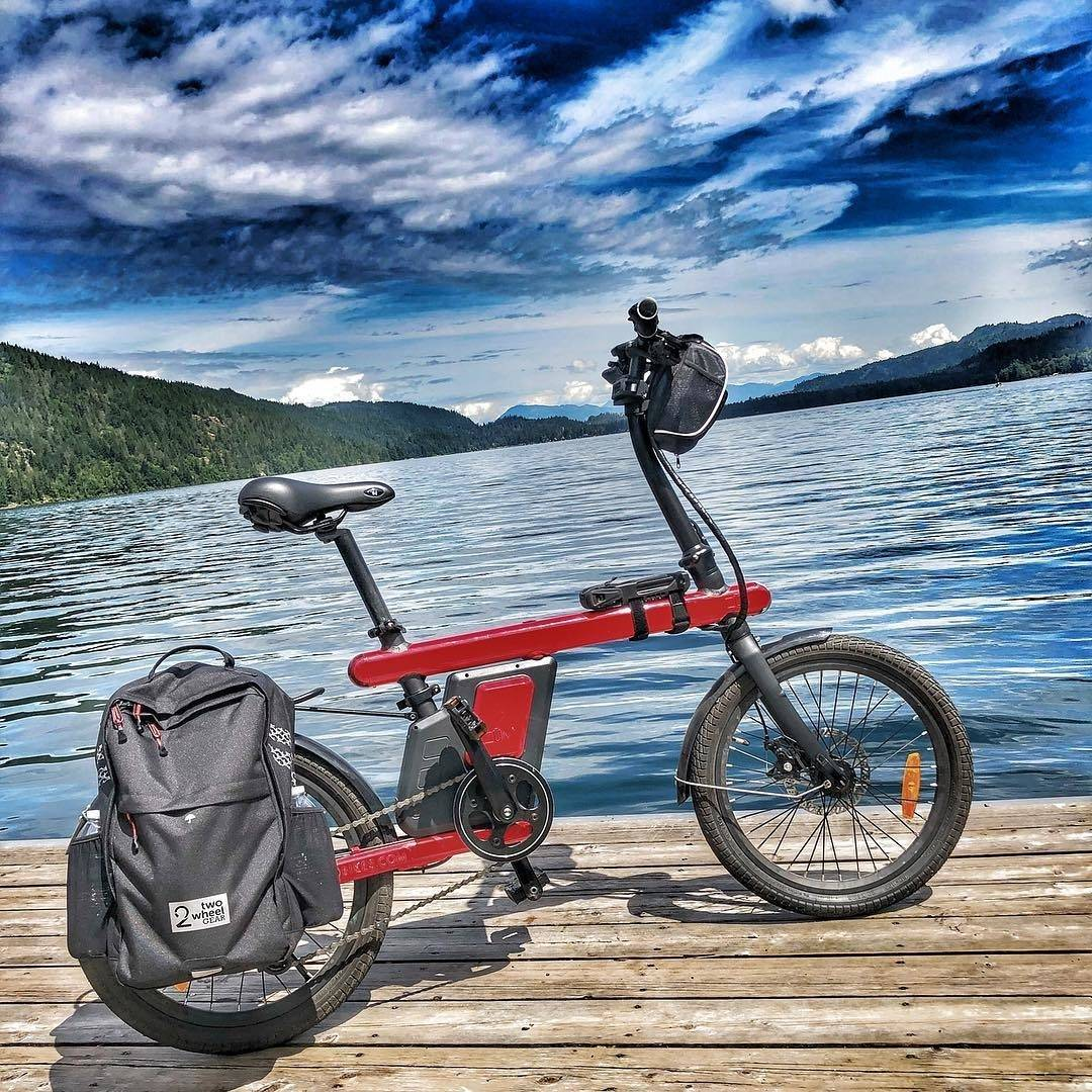 Two Wheel Gear - Pannier Backpack Convertible - TWIST