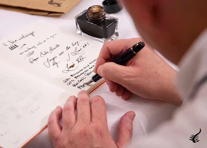 Scribo estilográficas