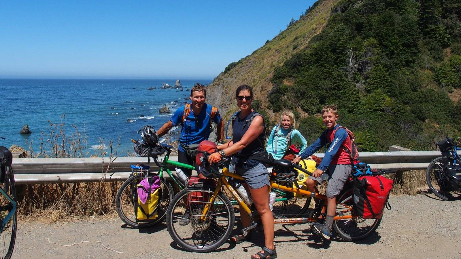 CoMotion bikes has the best tandem bikes for the whole family.