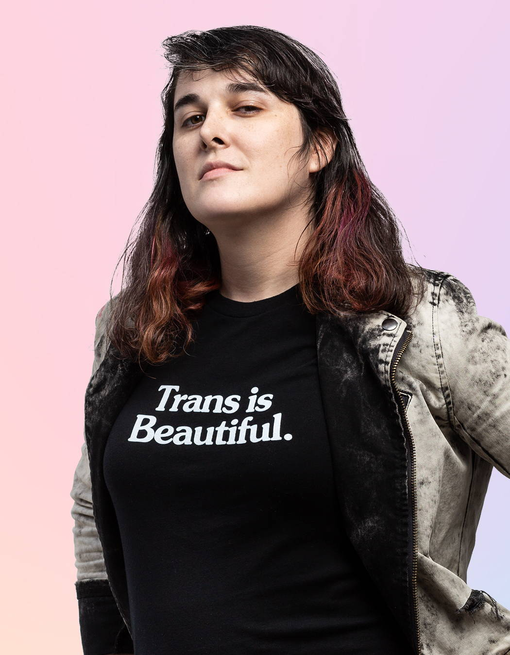 Trans is Beautiful Tee