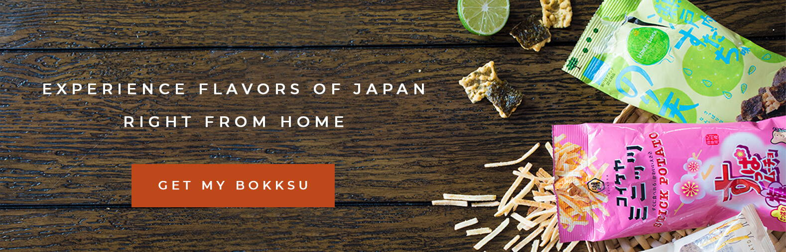join Bokksu Japanese snack subscription box service today!