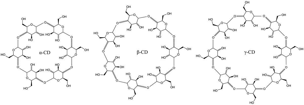 Cyclodextrins