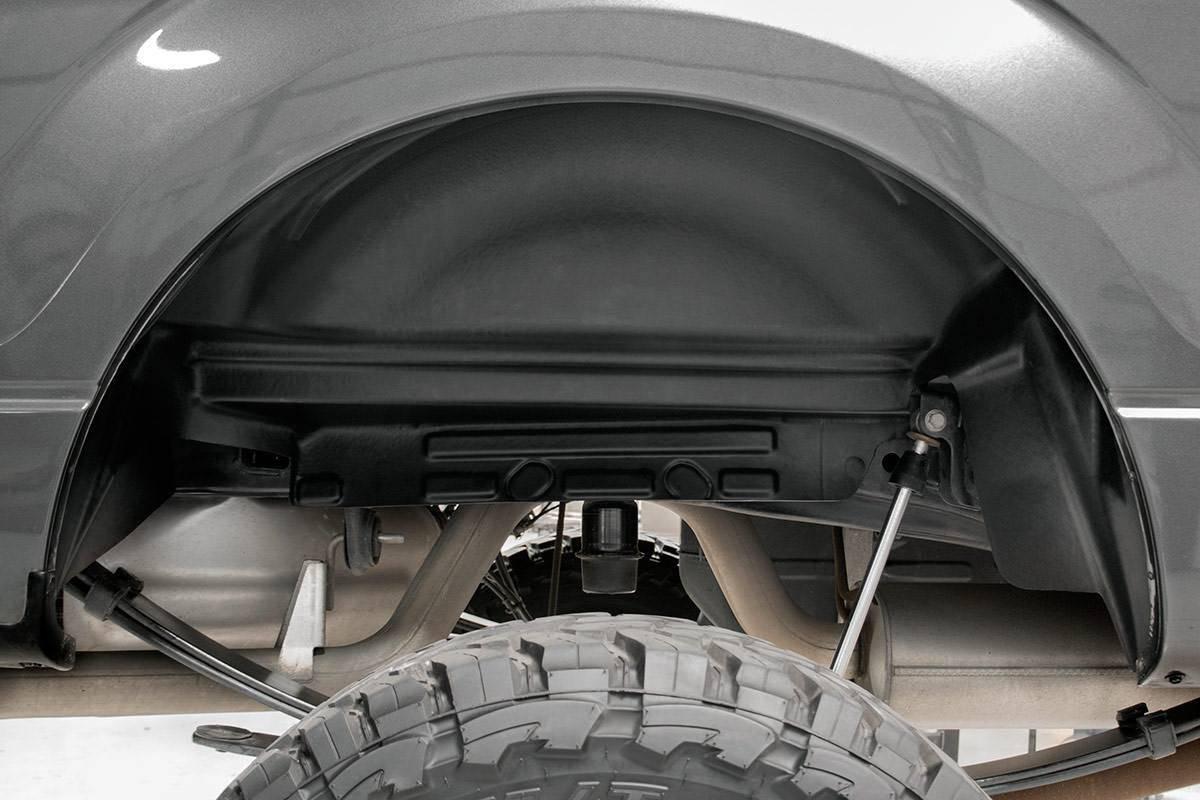 Ford Rear Wheel Well Liners Lyftkits