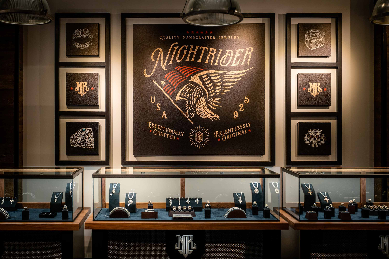 NightRider Jewelry Kierland Commons, Scottsdale, AZ - Interior