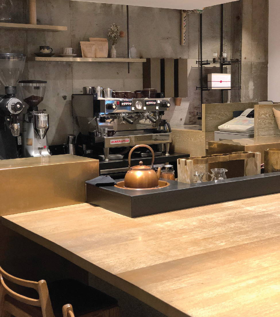Japanese coffee roasters and artisans are abundant in Tokyo.