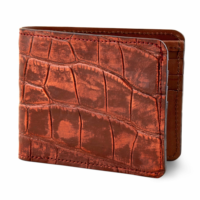 6 unrivaled alligator skin wallets
