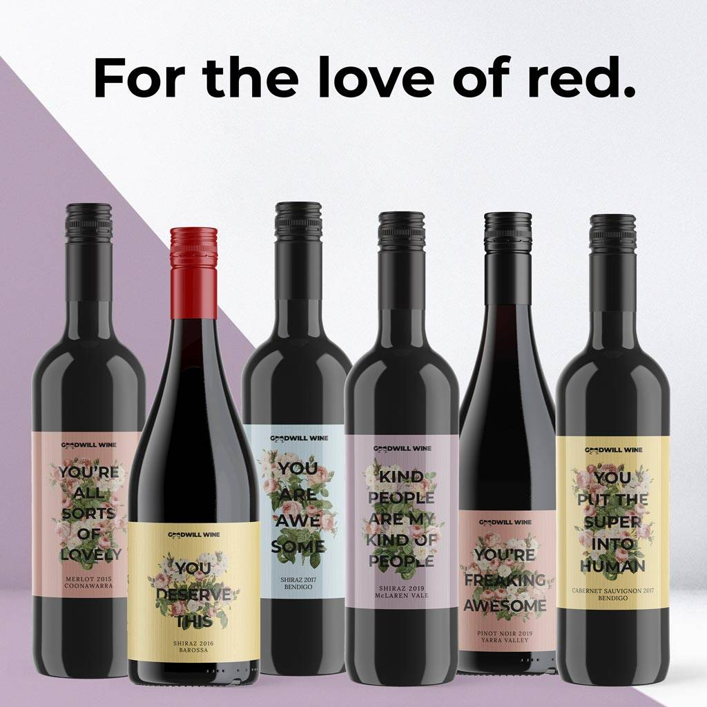 Our Favourite Reds