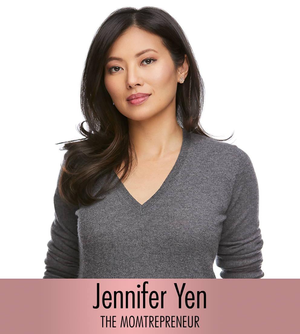 JENNIFER YEN - The Momtrepreneur