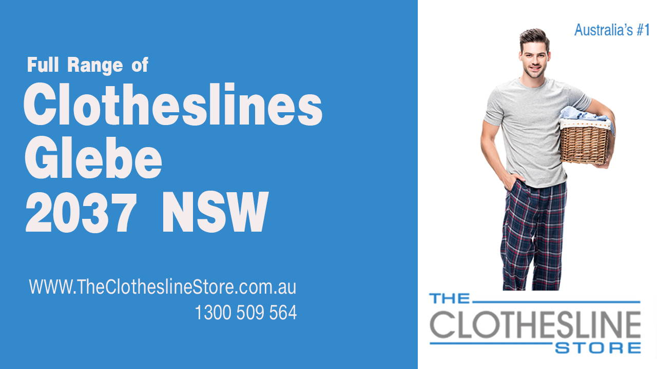 Clotheslines Glebe 2037 NSW