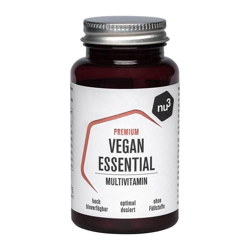 nu3 multivitaminico vegan