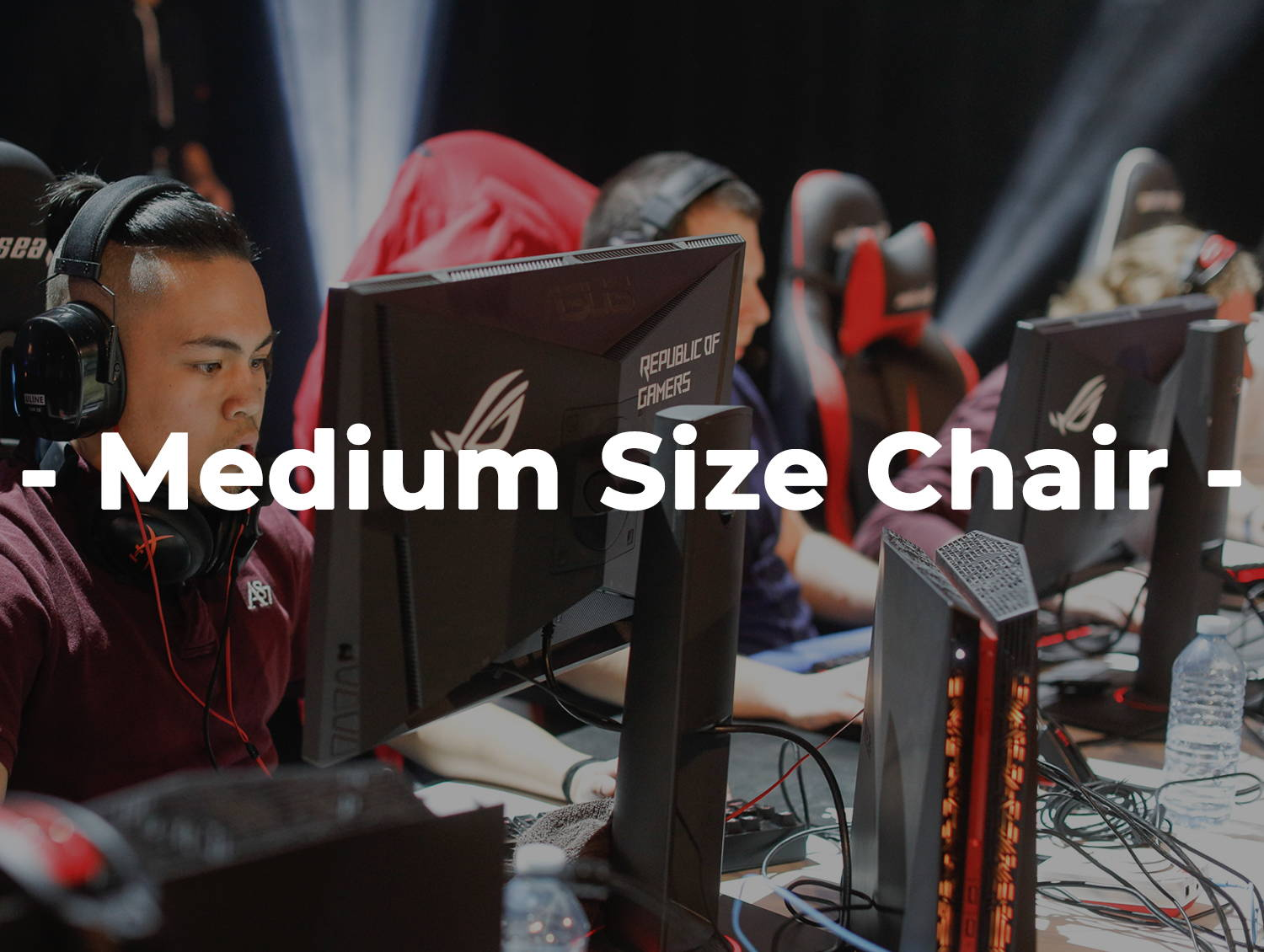 medium size gaming chair on sale