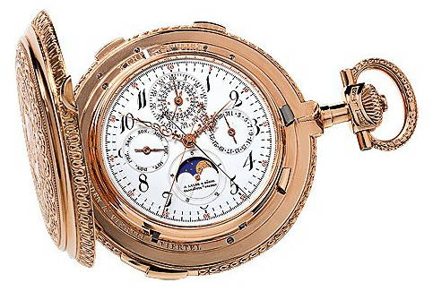 42500 Grande Complication Pocket Watch
