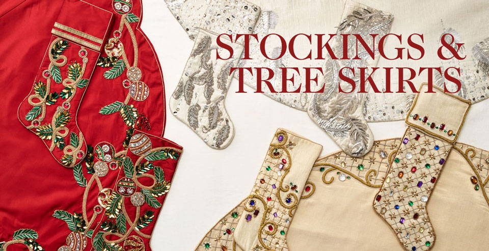 Stockings & Tree Skirts