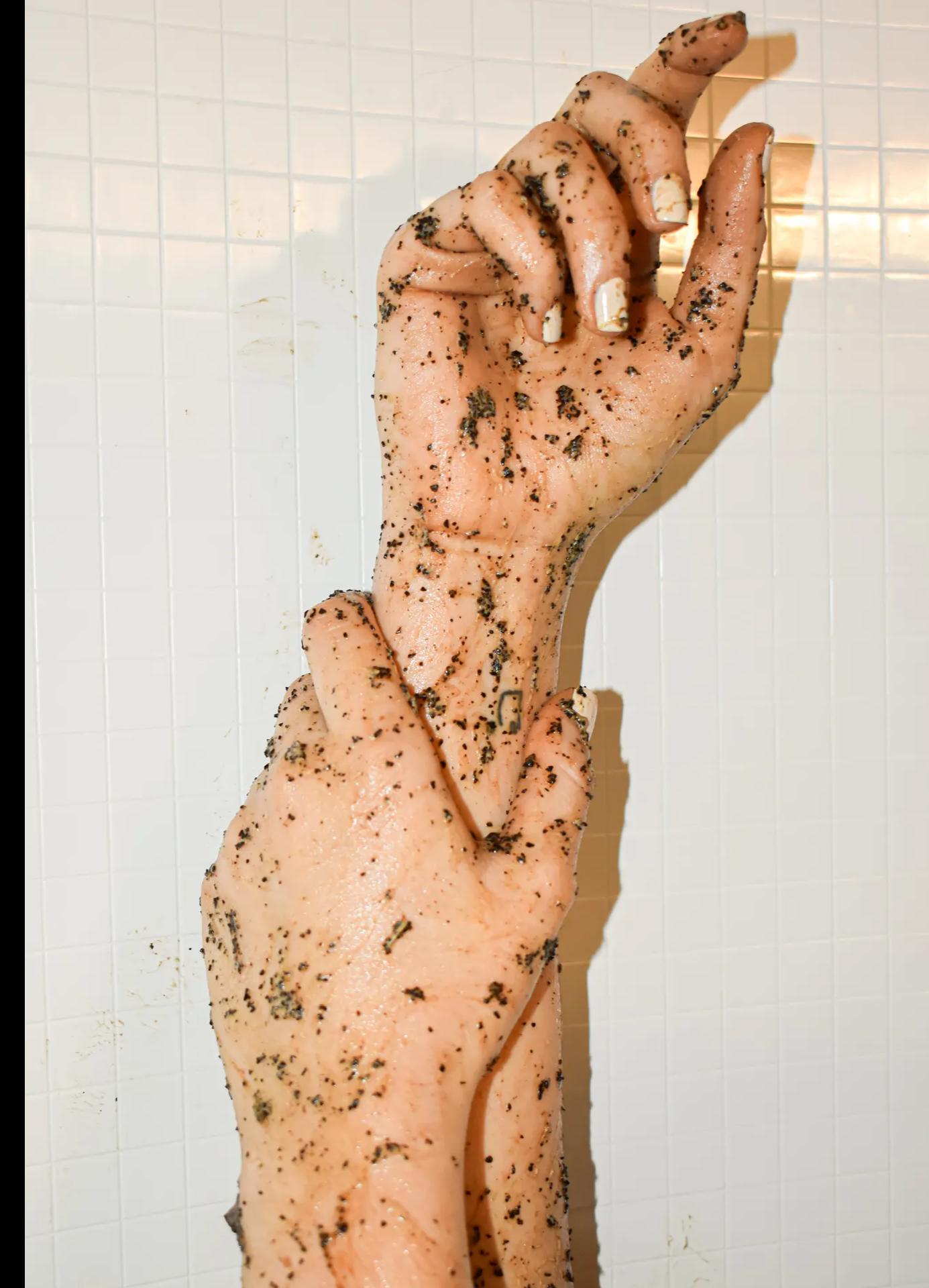 Morning Brew Body Scrub Stripped Beauty