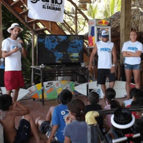 Granito de Arena Surf Camp