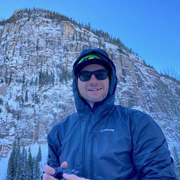 NW Alpine Ambassador Phil Wortmann Profile Pic Near Ouray Colorado