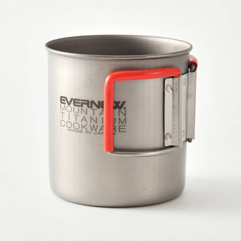 EVERNEW(エバニュー)/Ti 400 FH Mug/400ml