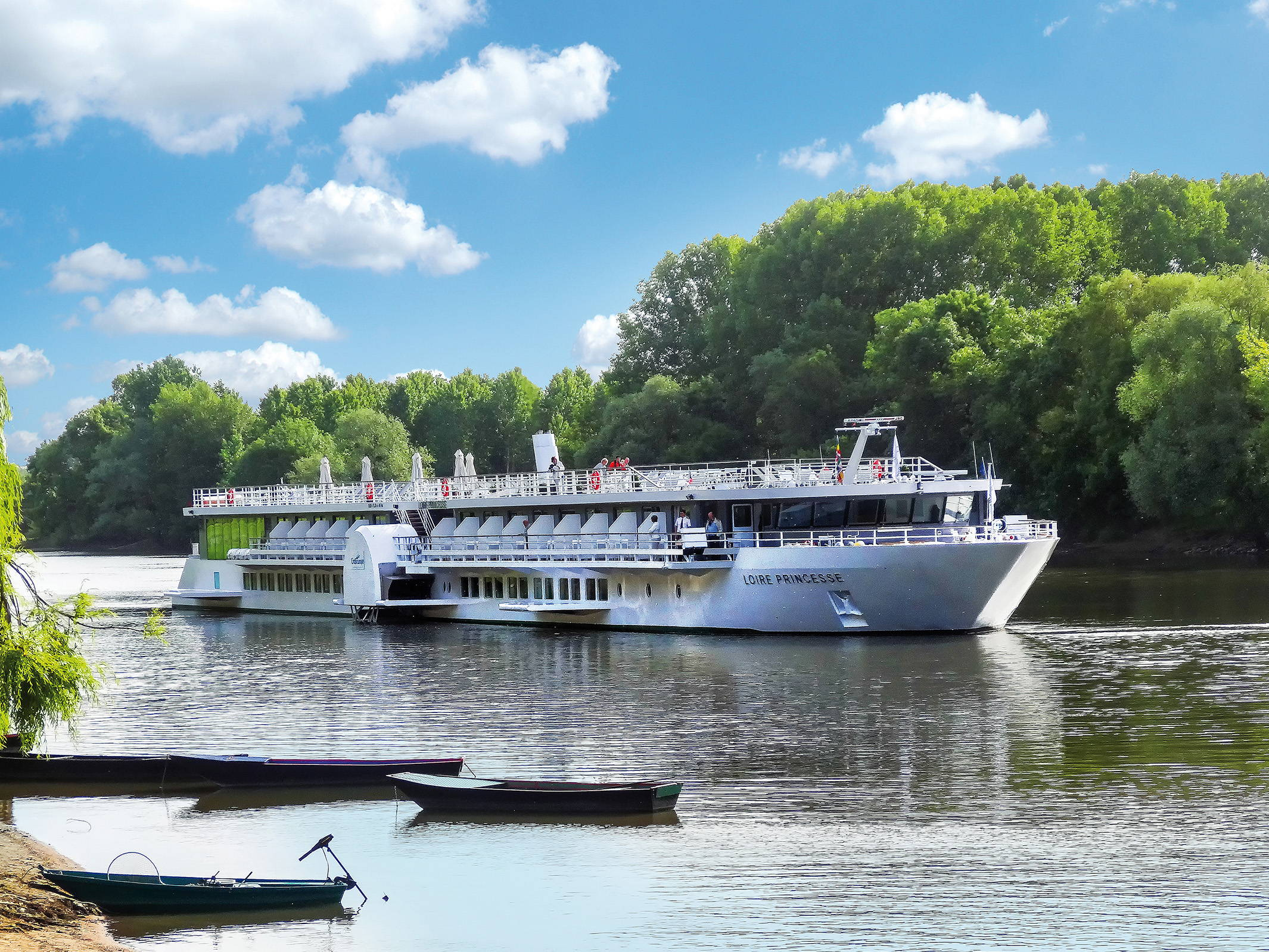French River Cruising with CroisiEurope