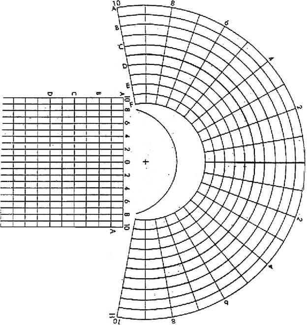Anamorphic Grid