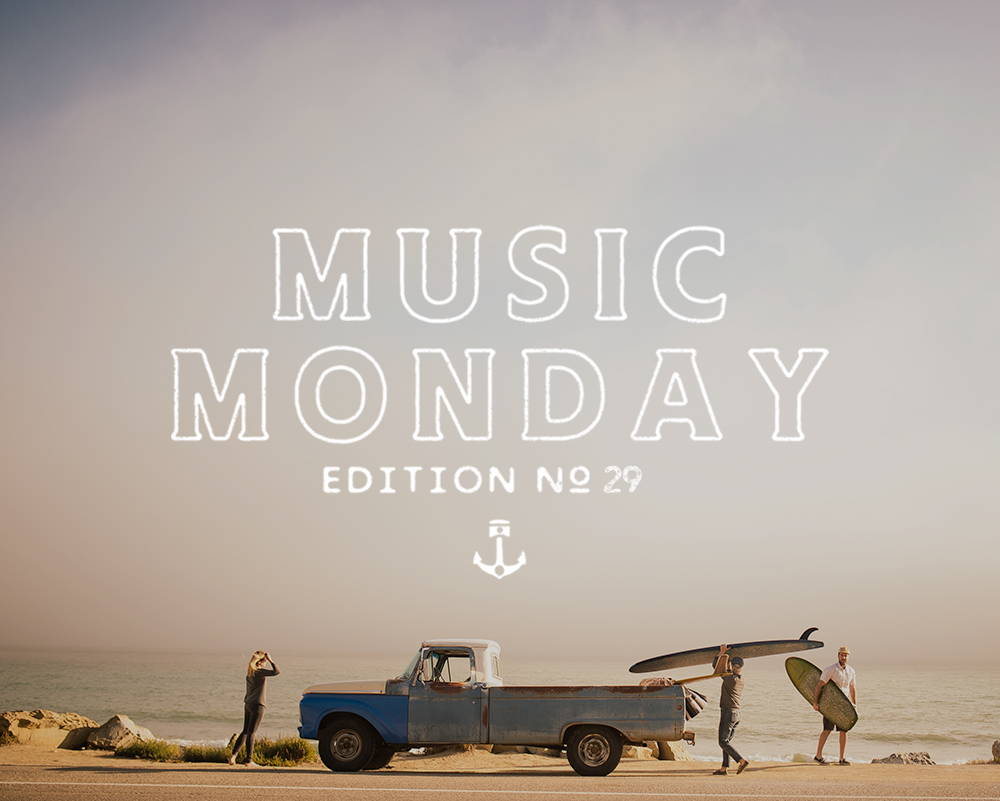 Listen Now: Iron & Resin: Music Monday Edition No 29: No Worries Mon... Day.  Playlist on Spotify