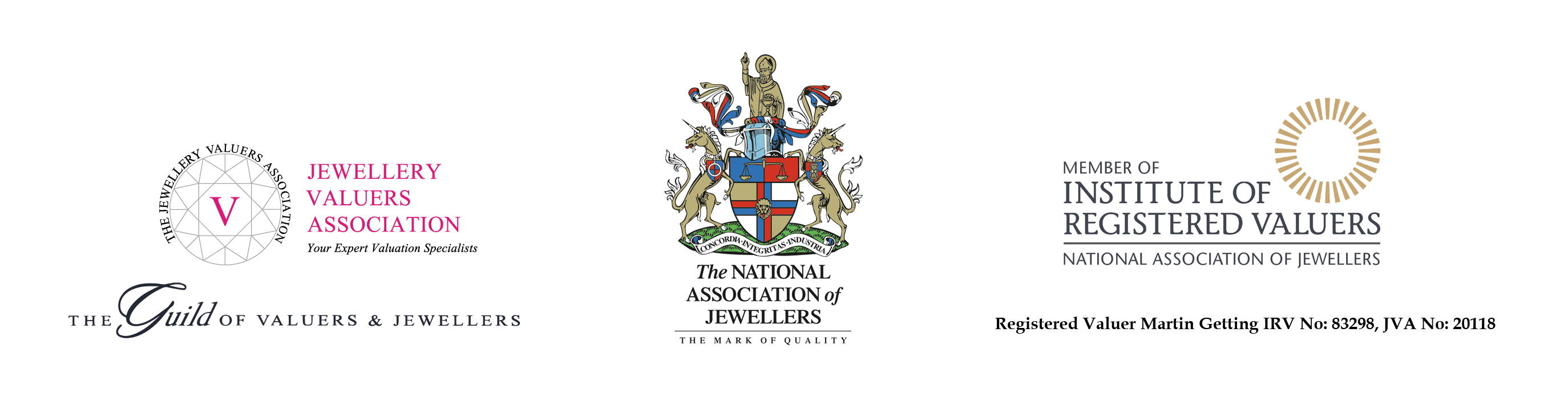 Members of Guild of Valuers, NAG and Institute of Registered valuerss