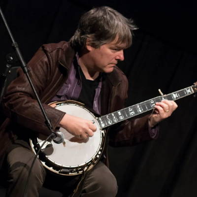 Bela Fleck recycled guitar string bracelets and jewelry