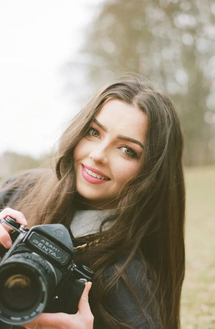 #sheheartsfilm Female in Focus: Alex Heron- Breadth: Spanning the Spectrum  Portrait of Alex