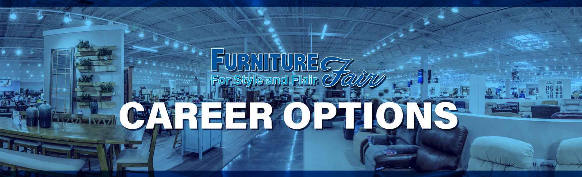 5 Great Career Opportunities At Furniture Fair
