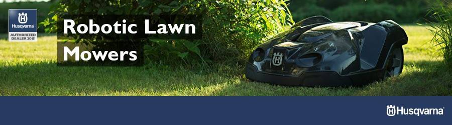 Husqvarna Autmower - Robotic Lawn Mowers