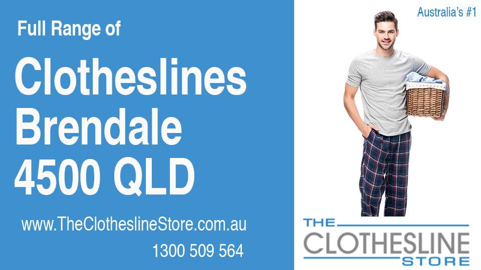 New Clotheslines in Brendale Queensland 4500