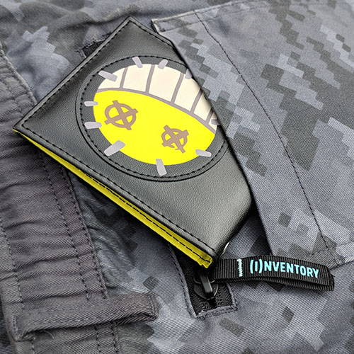 Photo showing an Overwatch wallet