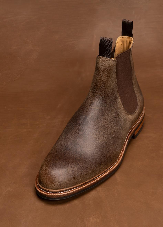 Waxy Kudu Chelsea Boot