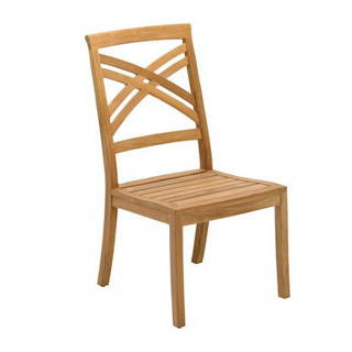 GLOSTER HALIFAX DINING SIDE CHAIR