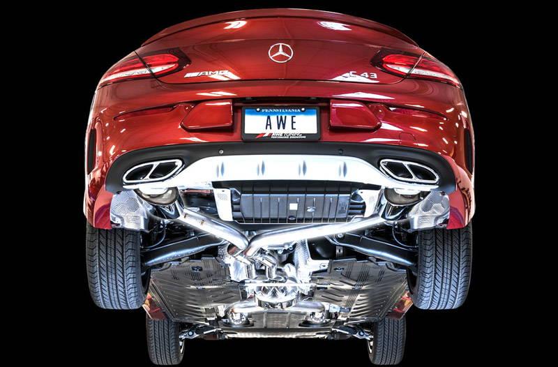 Mercedes-Benz Exhaust