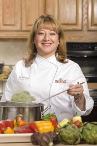 Chef Ida Rodriguez