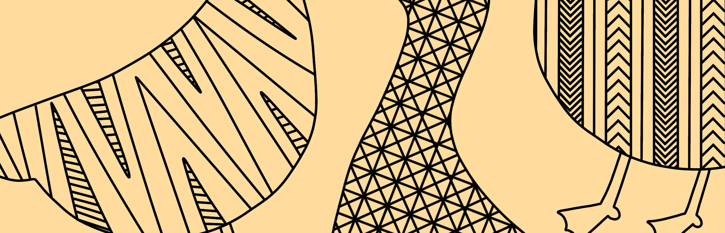 Colouring Pages Banner
