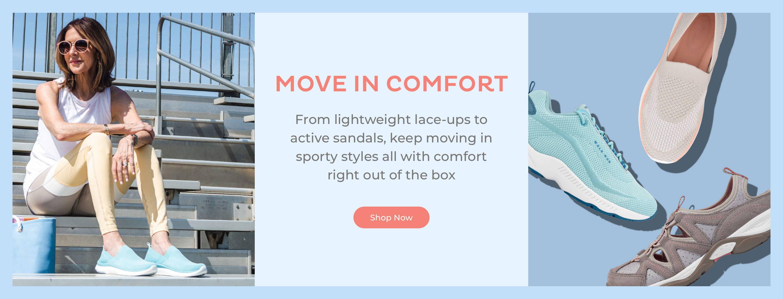 Move in Comfort