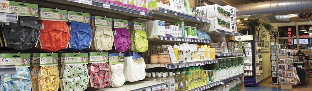 Retailer Application - GroVia