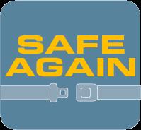 Safe Again logo