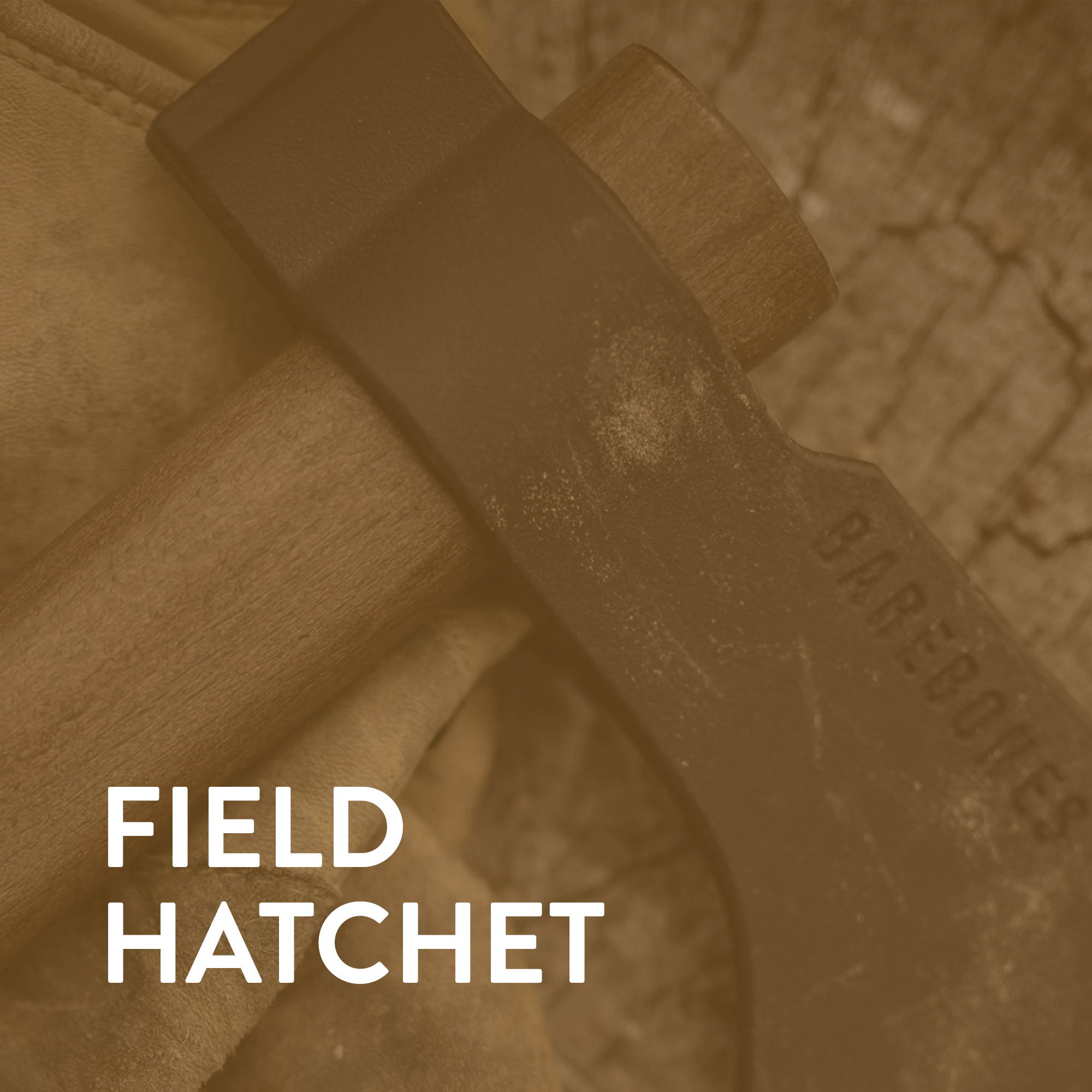 Field Hatchet