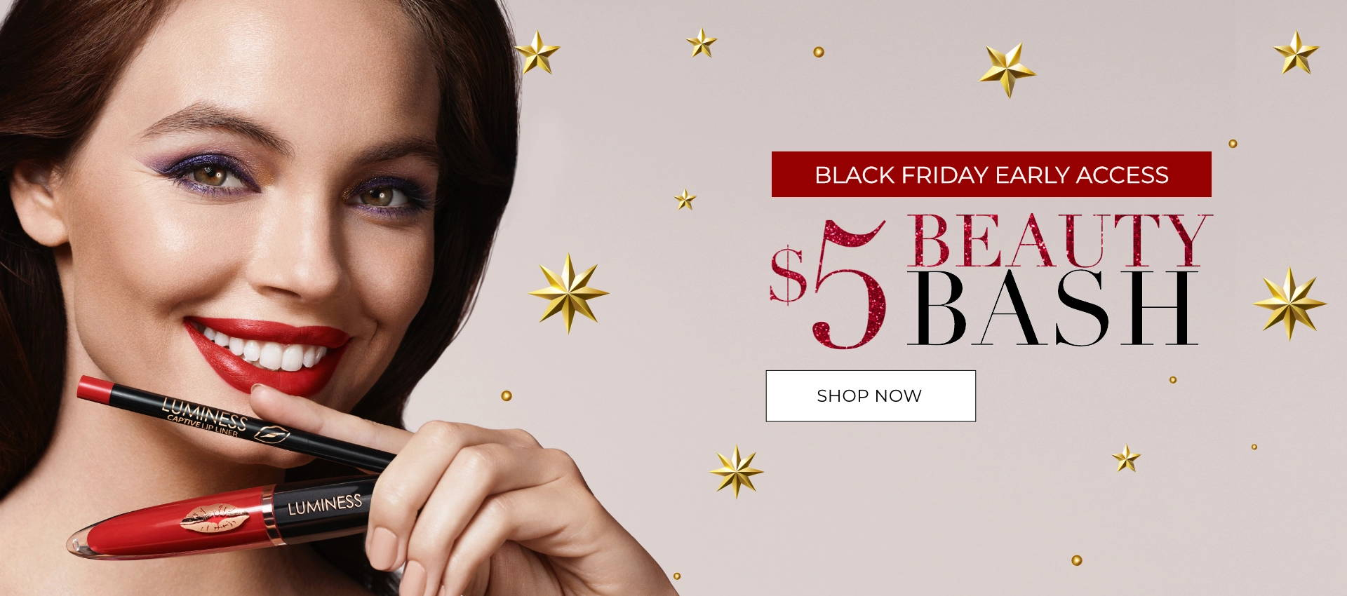 SHOP Black Friday Early Access $5 Beauty Bash