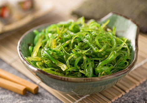 Les algues : une bonne source de vitamine B12 vegan